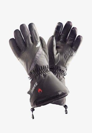 BEHEIZTE FLUGSPORTHANDSCHUHE - Gloves - black