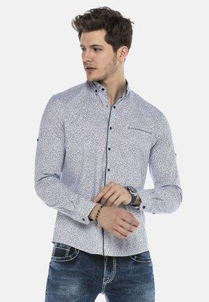 MILFORD - Shirt - weiss