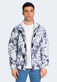 Calvin Klein Jeans - AOP - Bomber Jacket - grey - 0