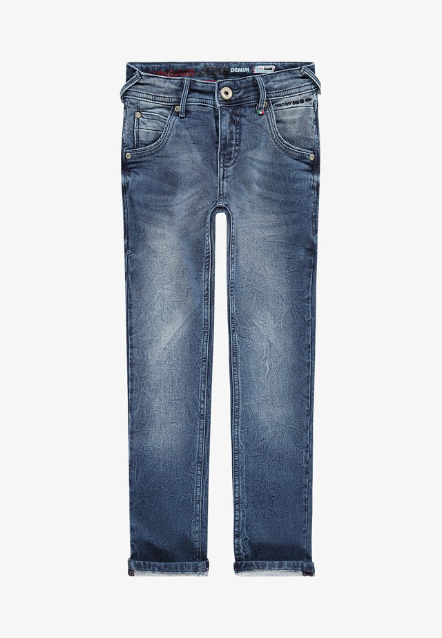 DAVINO - Straight leg jeans - blue vintage