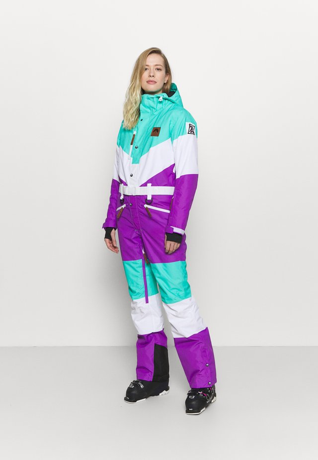 THE FOLIE FEMALE FIT - Talvihousut - purple