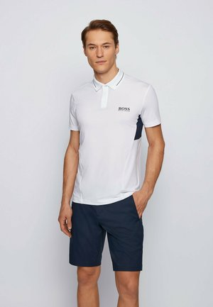 Poloshirts - white