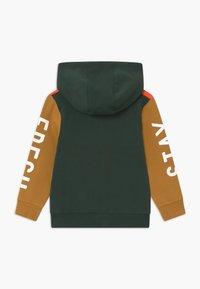 Name it - NMMLAMBERT - Zip-up hoodie - darkest spruce - 1