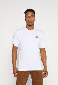 Reebok Classic - TEE - Print T-shirt - white - 0