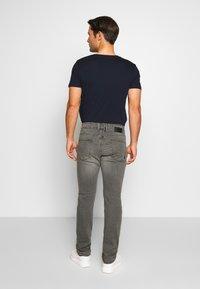 camel active - FLEX - Straight leg jeans - grau - 2