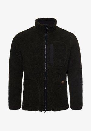 WORKWEAR - Fleece jacket - surplus goods olive
