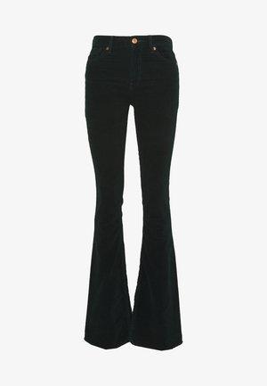 MARIE - Trousers - deep green