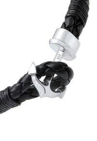 KUZZOI - ANKER - Bracelet - black - 3