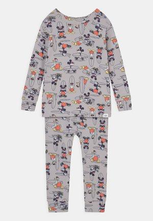 DSINEY MICKEY MOUSE TODDLER BOY SURF   - Pyjama set - trek grey