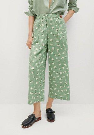 Pantaloni - pastelgroen