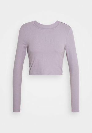 LINN - Long sleeved top - purple
