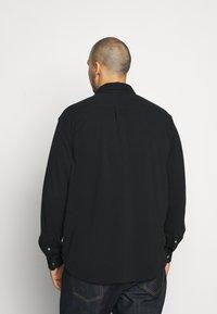 Polo Ralph Lauren Big & Tall - FEATHERWEIGHT  - Camicia - black - 2