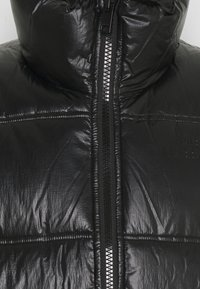 Diesel - W-NORTH GIACCA - Waistcoat - black - 2