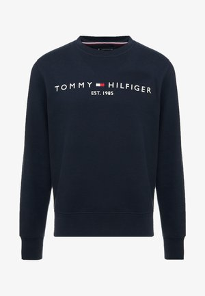 LOGO  - Sweater - blue