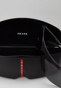 Prada Linea Rossa - Solbriller - matte black - 3