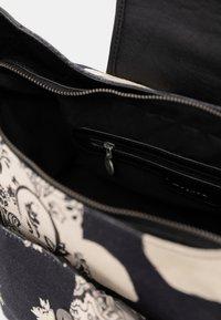 Desigual - BOLS NIGHT GARDEN KYOTO - Across body bag - black - 6