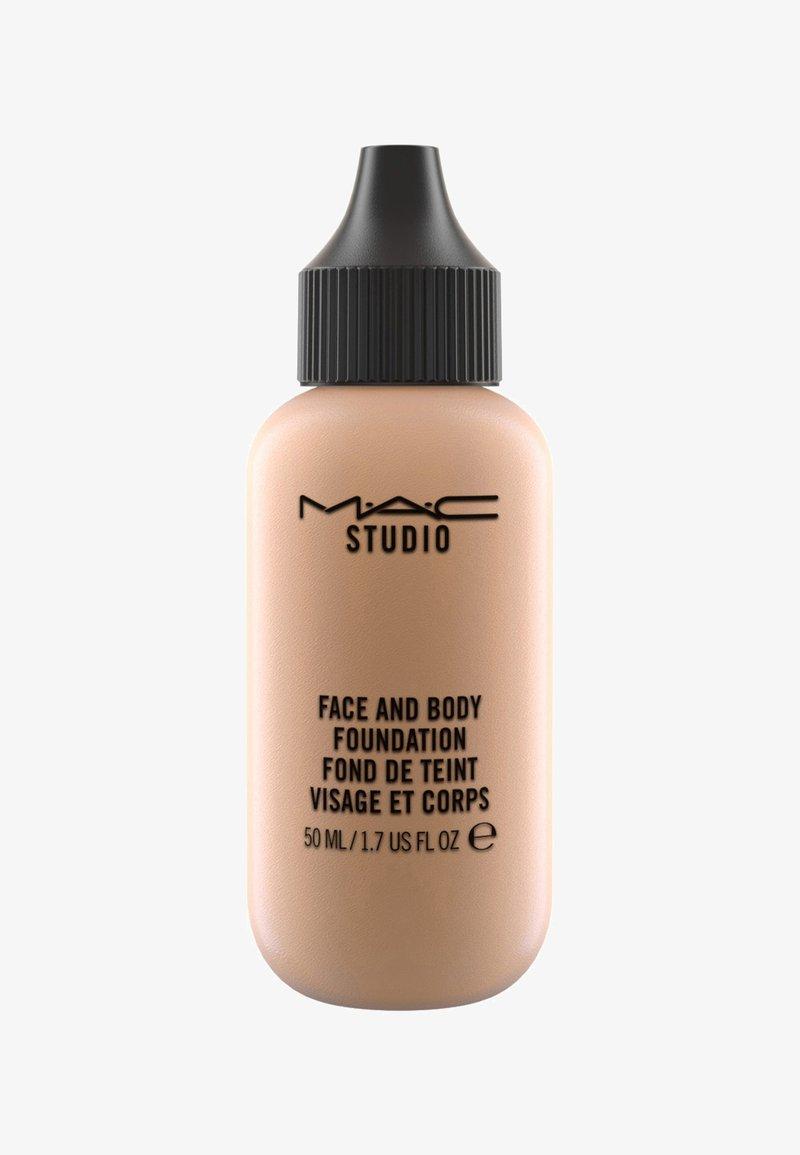 MAC - STUDIO FACE AND BODY FOUNDATION 50ML - Fond de teint - C7