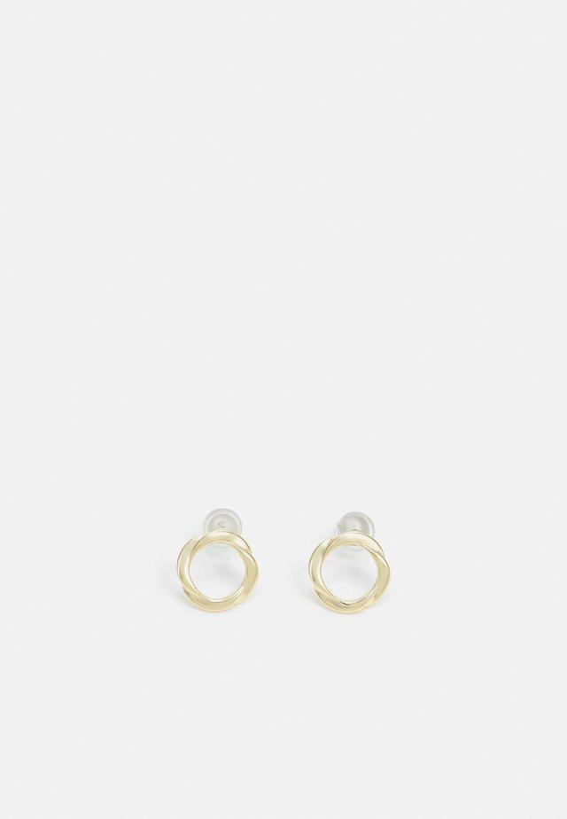 ELMA SMALL EAR - Oorbellen - gold-coloured