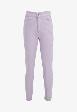 Jeans slim fit - purple