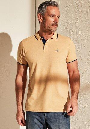 T-SHIRT - Poloshirt - yellow