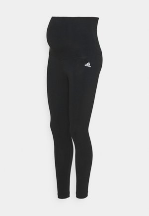 Legging - black/white
