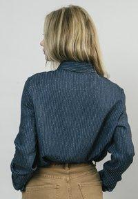 Brava Fabrics - Button-down blouse - blue - 2