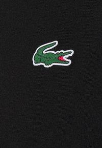 Lacoste Sport - T-shirt con stampa - black - 2
