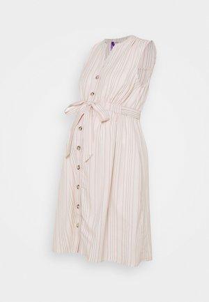 MIRABEL - Day dress - blush