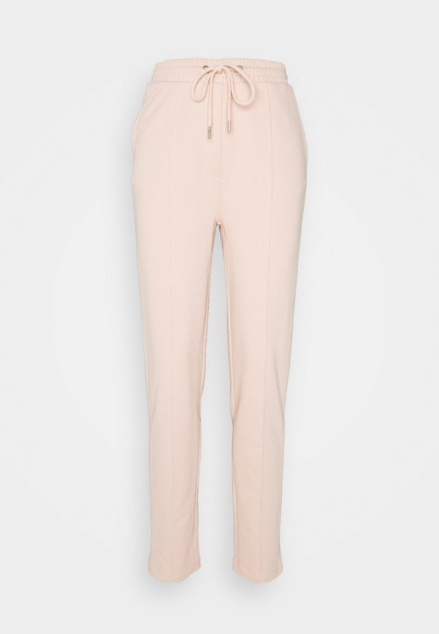 PARLA ELLA PANT - Tracksuit bottoms - soft rose