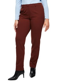 Triangle - Trousers - brown - 2