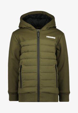 Winter jacket - ultra army