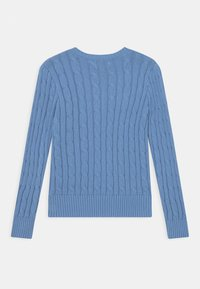 Polo Ralph Lauren - CABLE - Pullover - sky blue - 1
