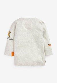 Next - ZOG - Print T-shirt - grey - 1