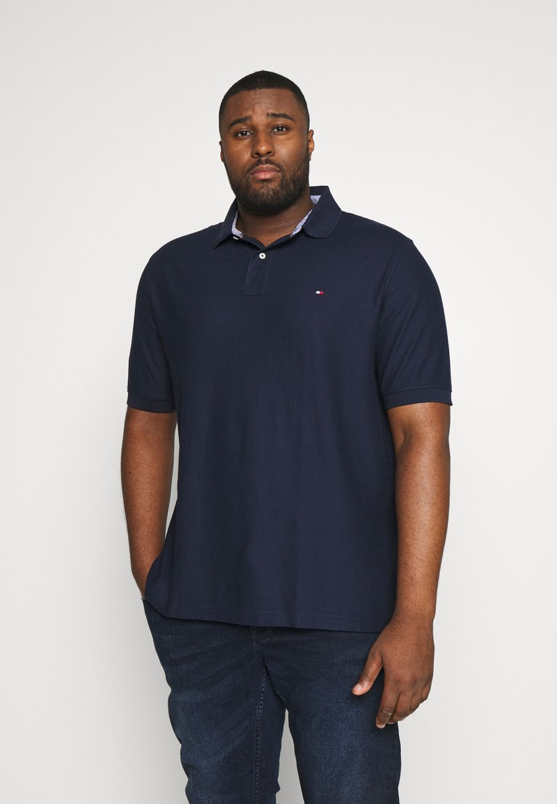 Tommy Hilfiger - REGULAR FIT - Polo - blue
