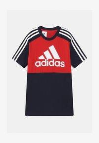 adidas Performance - UNISEX - Triko spotiskem - vivid red/legend ink/white - 0