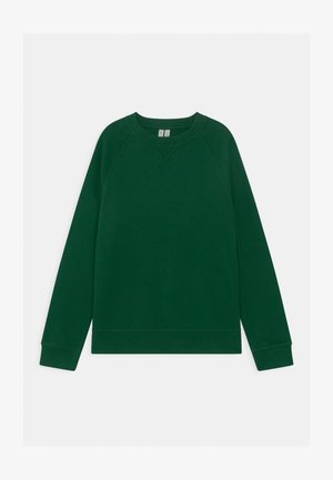 JUMPER UNISEX - Mikina - green dark