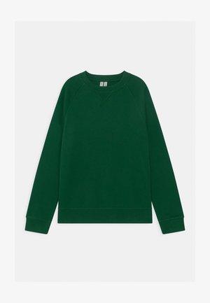 JUMPER UNISEX - Sweatshirts - green dark