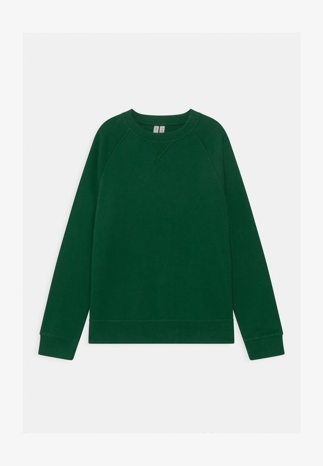 JUMPER UNISEX - Sweatshirts - green dark