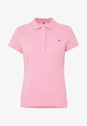 NEW SHORT SLEEVE SLIM - Polo - matte pink