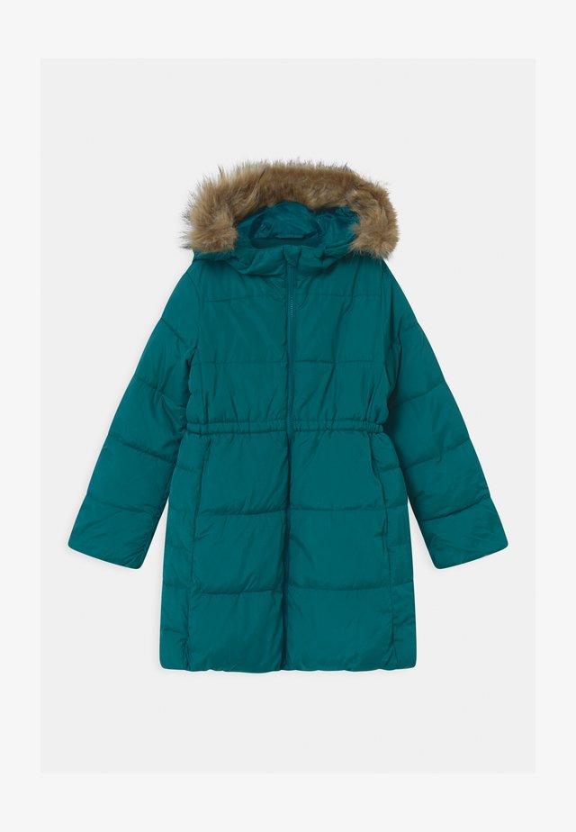 GIRL WARMEST - Winter coat - peacock