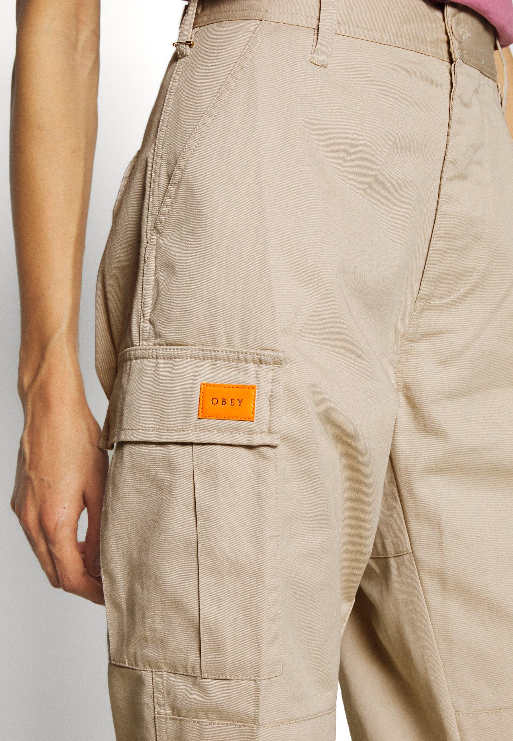 COMBAT Bukse beige
