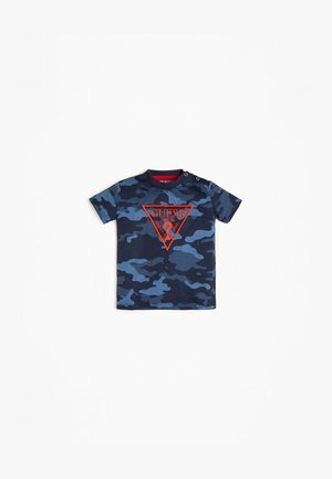 T-shirt print - camouflage