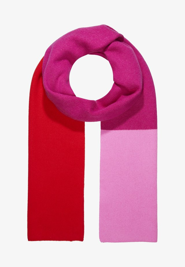 ALASDAIR - Sciarpa - red/pink