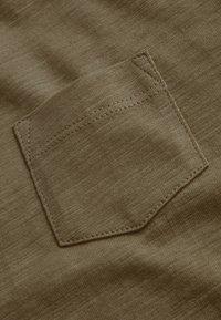 Next - CREW NECK T-SHIRT (3-16YRS) - Basic T-shirt - khaki - 2