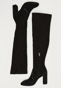 faina - High heeled boots - black - 5
