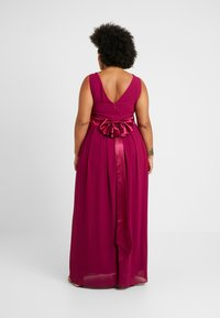 TFNC Curve - KILLY - Robe de cocktail - mulberry - 3