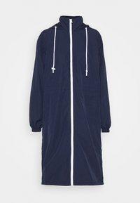 Lacoste - Classic coat - navy blue/white - 3