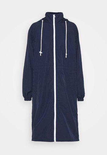 Klassinen takki - navy blue/white