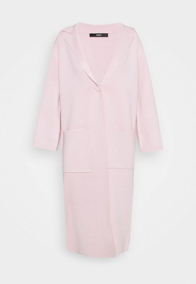 CLAUDETTE COAT - Classic coat - soft rose