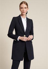 Luisa Spagnoli - Classic coat - blu - 0